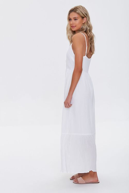 Plunging Maxi Cami Dress, image 2