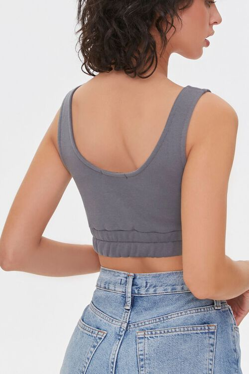 French Terry Crop Top, image 3