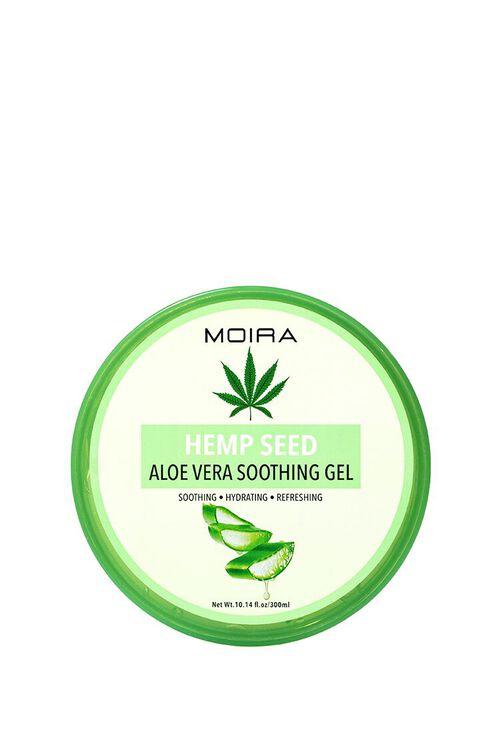 Hemp Seed Aloe Vera Soothing Gel, image 2