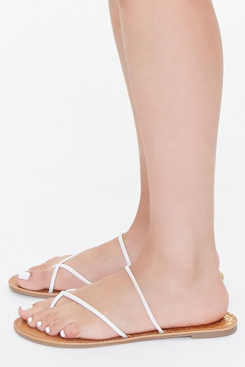 Strappy Toe-Ring Sandals, image 2