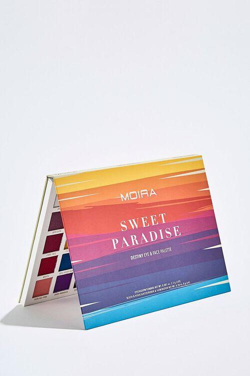 Sweet Paradise Destiny Eye & Face Palette, image 3