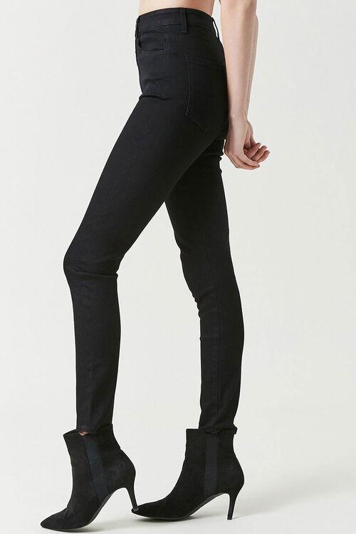 High-Waist Skinny Jeans, image 2