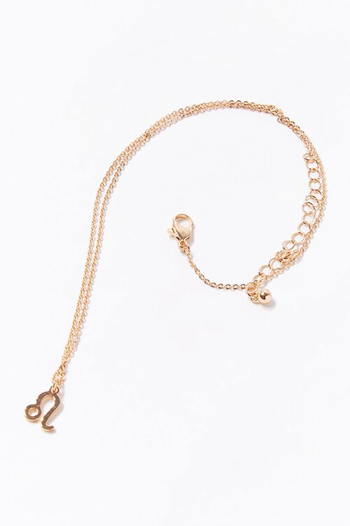 Leo Charm Necklace, image 2