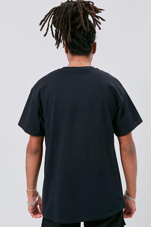 Black Panther Graphic Tee, image 3