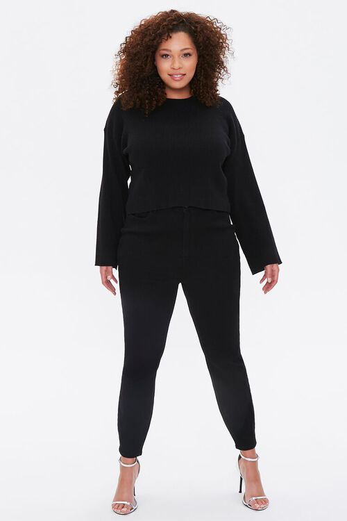 Plus Size Bell-Sleeve Sweater, image 4