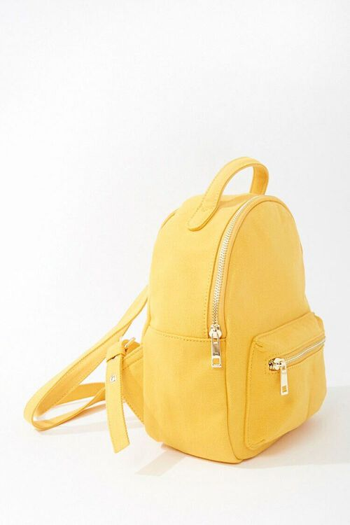 Unstructured Canvas Backpack, image 2