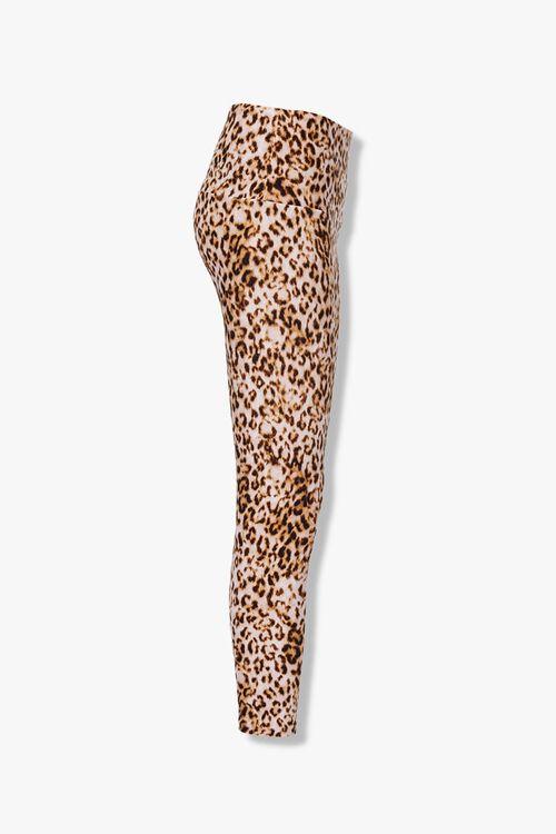 Leopard Print Skinny Pants, image 2