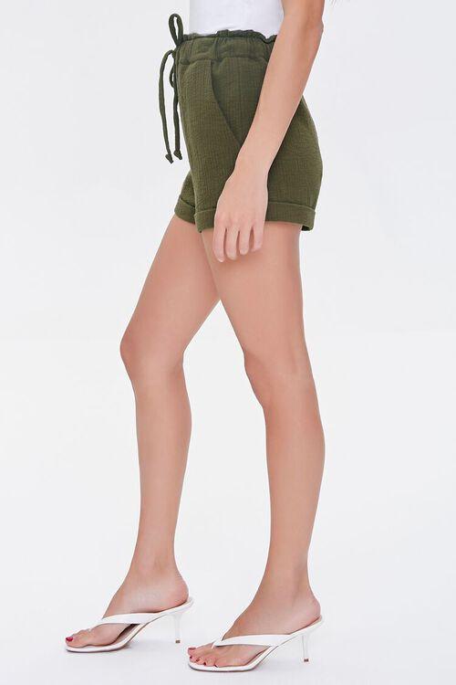 Paperbag Drawstring Shorts, image 3