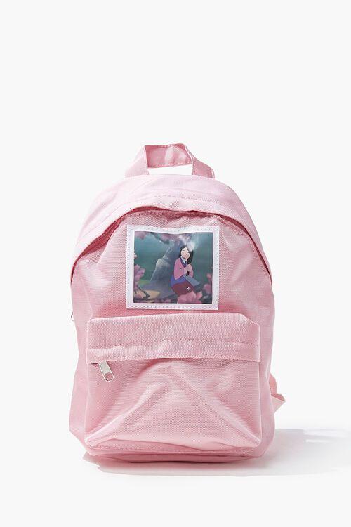 Girls Mulan Backpack (Kids), image 1