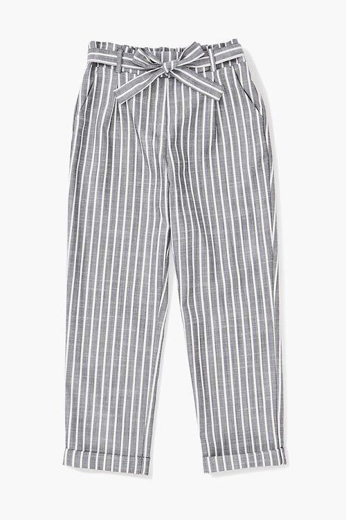 Girls Pinstriped Pants (Kids), image 1