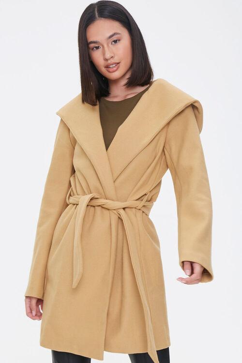 Hooded Wrap Jacket, image 5
