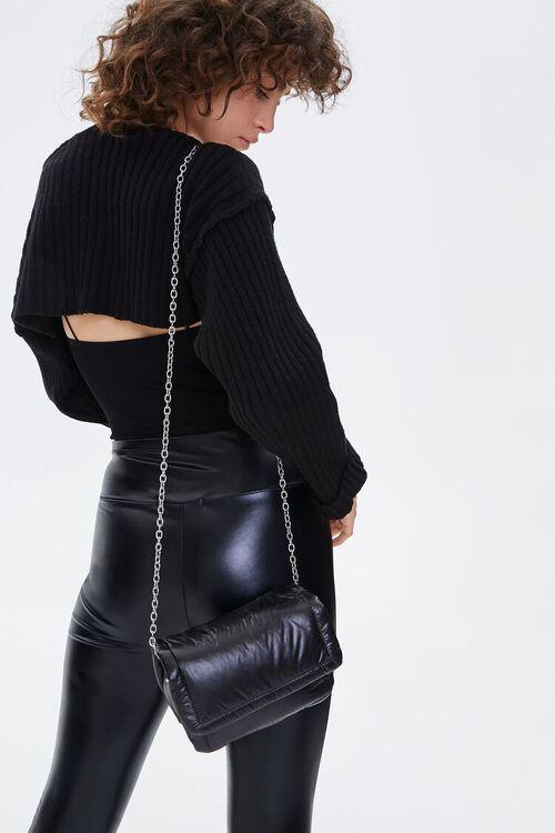 Cushioned Crossbody Bag, image 1