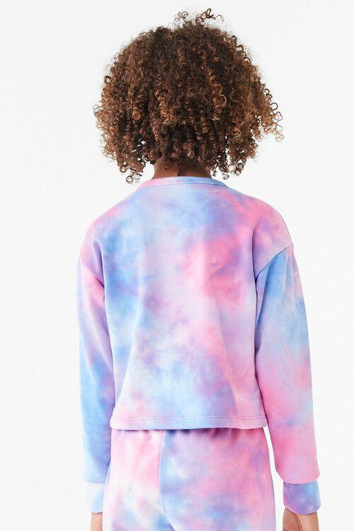 Girls Tie-Dye Sweatshirt (Kids), image 4