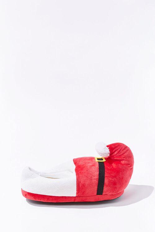 Plush Santa Slippers, image 2