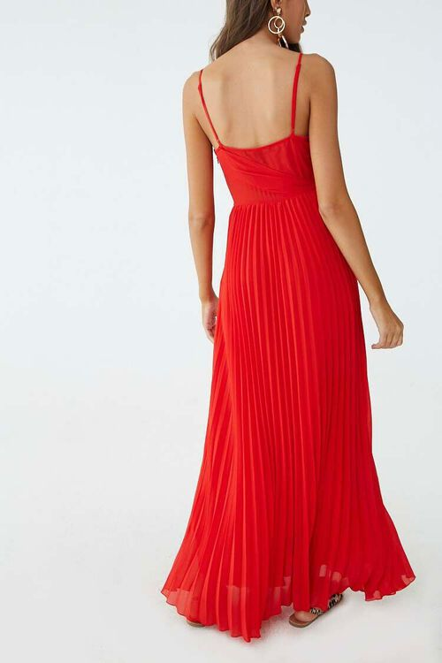 Pleated Maxi Dress, image 2