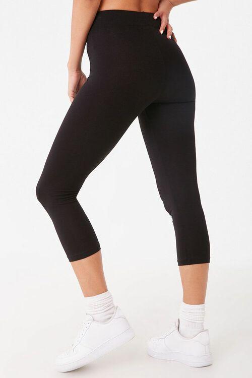 Basic Capri Leggings, image 3