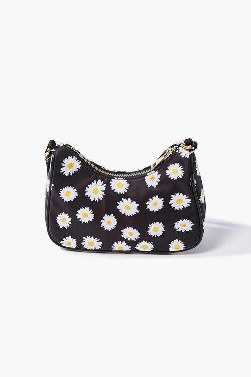 Daisy Print Shoulder Bag, image 4