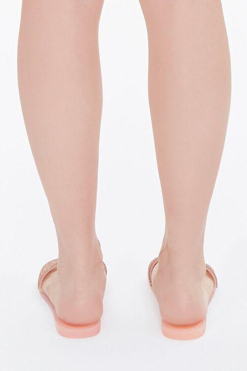 Rhinestone Slip-On Sandals, image 3