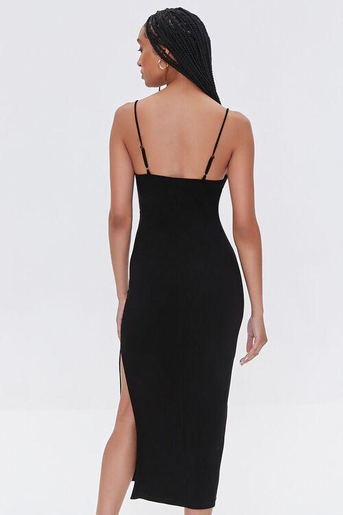 BLACK Cami Cutout Dress, image 3