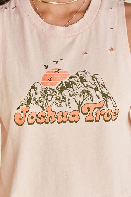 Joshua Tree Distressed Muscle Tee, image 5