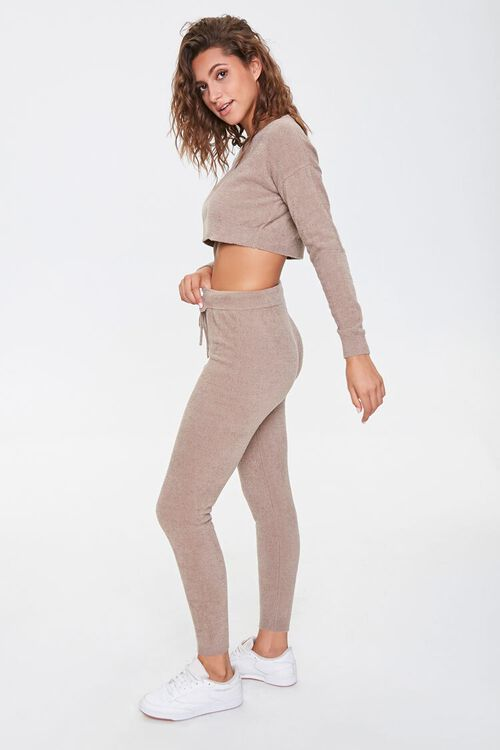 Terrycloth Pullover & Sweatpants Set, image 2
