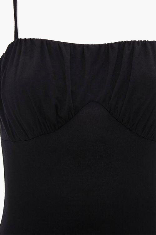 Self-Tie Cami Bodysuit, image 4