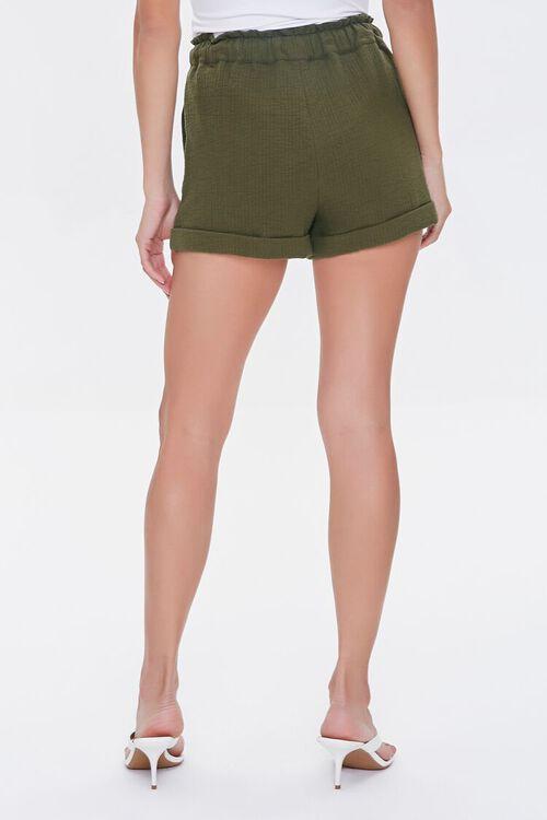 Paperbag Drawstring Shorts, image 4