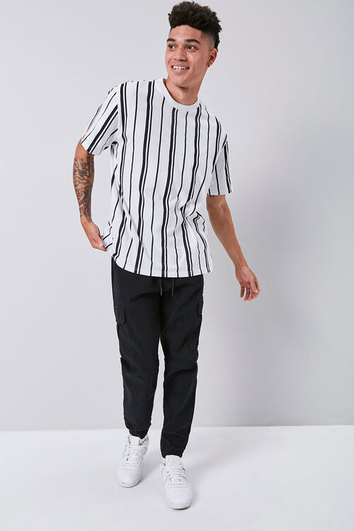 Vertical Striped Tee, image 4