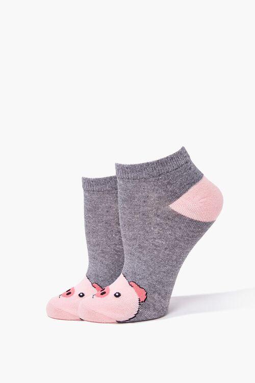 Pig Ankle Socks, image 2