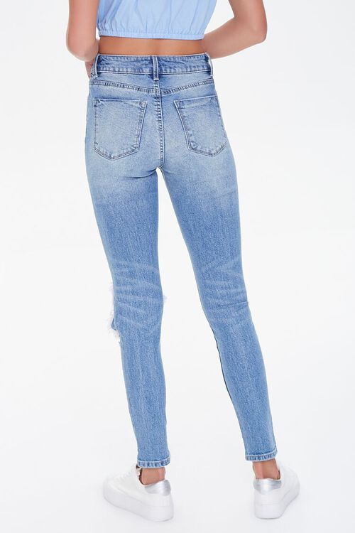 Recycled High-Rise Skinny Jeans, image 4