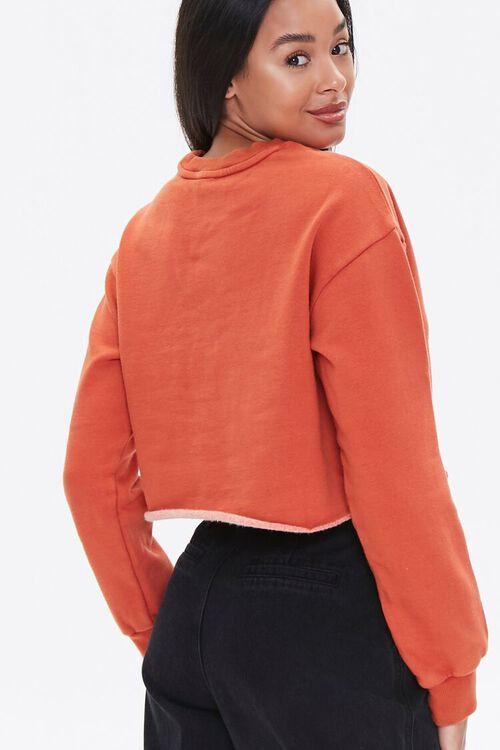 Raw-Cut Fleece Sweatshirt, image 3