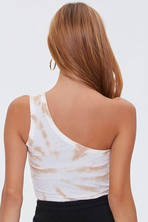 Tie-Dye One-Shoulder Top, image 3