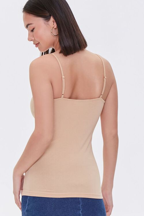 NUDE Organically Grown Cotton Scoop Neck Cami, image 3
