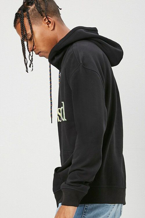 Blessed Embroidered Graphic Hoodie, image 2