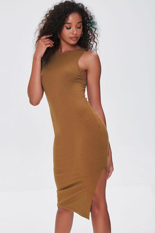 Racerback Tank Dress, image 1