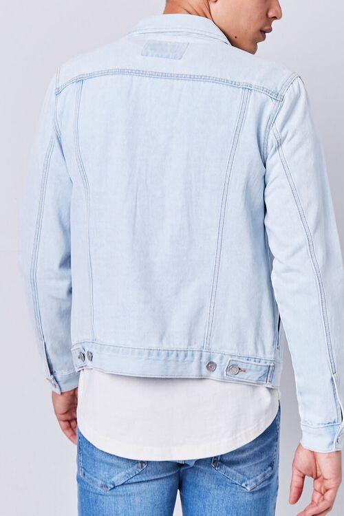 Button-Down Denim Jacket, image 4