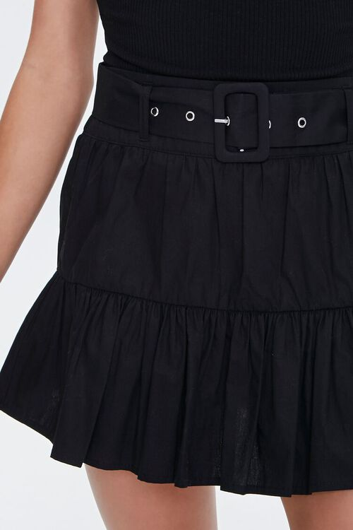 Tiered Mini Skirt, image 5