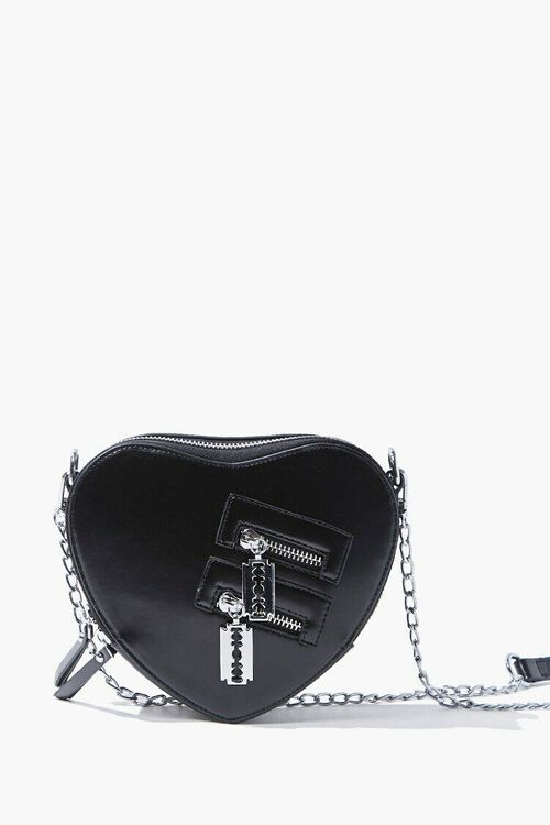 Heart-Shaped Crossbody Bag, image 4