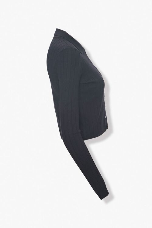 Collared Button-Down Cardigan, image 2