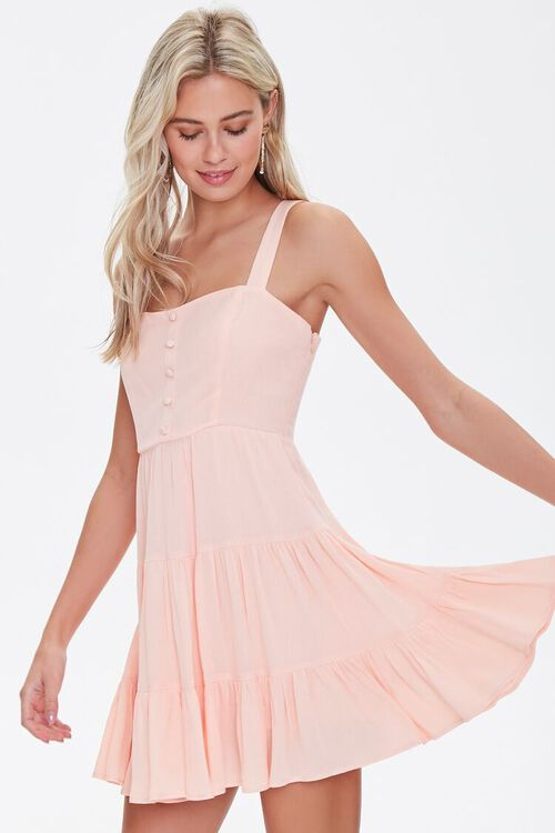 Sweetheart Fit & Flare Dress, image 1