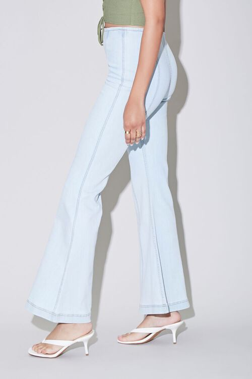 Flare High-Rise Jeans, image 3