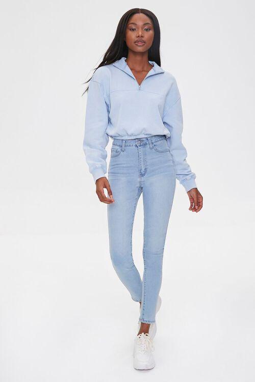 Fleece Half-Zip Pullover, image 4