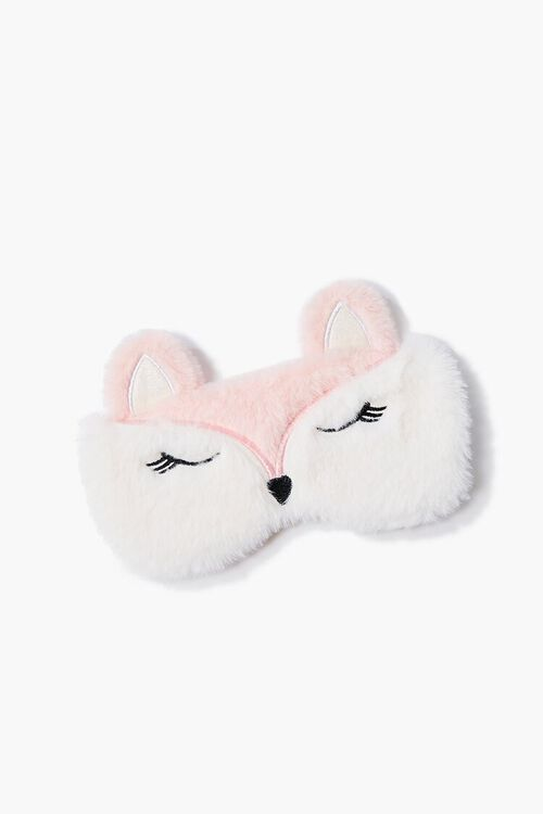 Plush Fox Sleep Mask, image 1