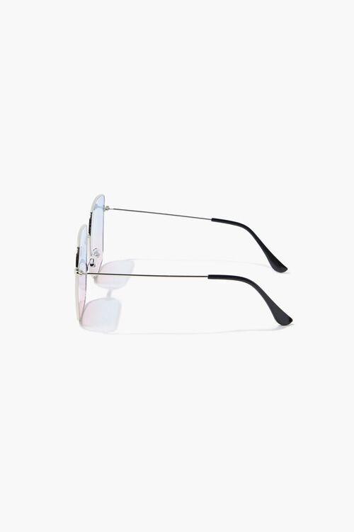 Square Metal Sunglasses, image 3