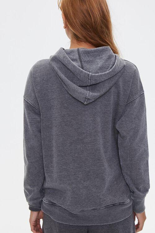 Mineral Wash Zip-Front Hoodie, image 3