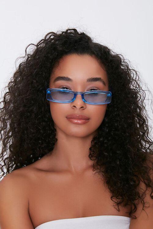 Rectangular Tinted Sunglasses, image 2