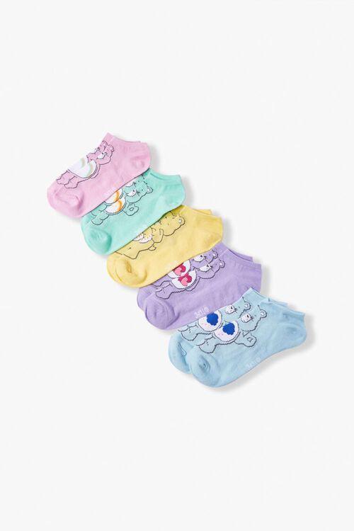 Care Bears Ankle Socks Set, image 1