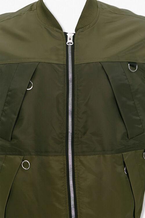 Zip-Up Bomber Jacket, image 4