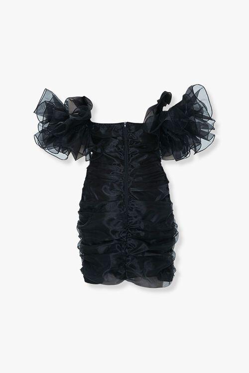 Organza Off-the-Shoulder Dress, image 2