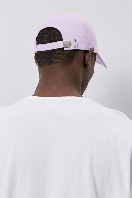 Floral Embroidered Graphic Dad Cap, image 3